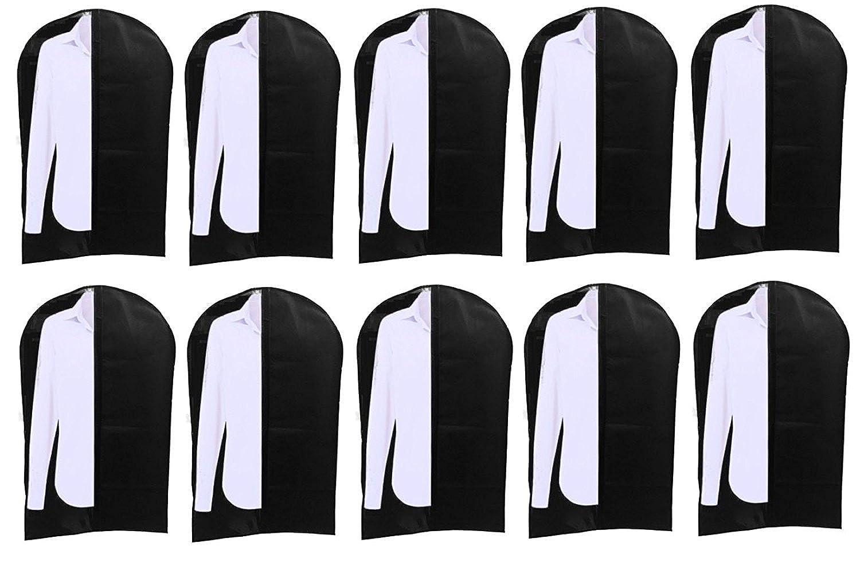 10 x Premium Kleidersack 115 Gramm pro Stü ck Kleiderhü lle Kleiderschutz 100 x 60