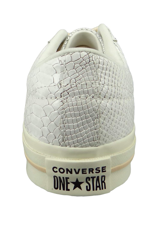 Converse Lifestyle One Star Ox, Scarpe da da da Ginnastica Basse Unisex – Adulto | Primo nella sua classe  58f40a