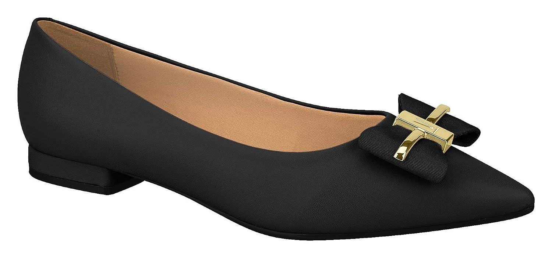 385451a00 Amazon.com   Vizzano Made in Brazil galm Stylish Flats Ballerinas Black  Casual Wearing Women Shoes   Flats