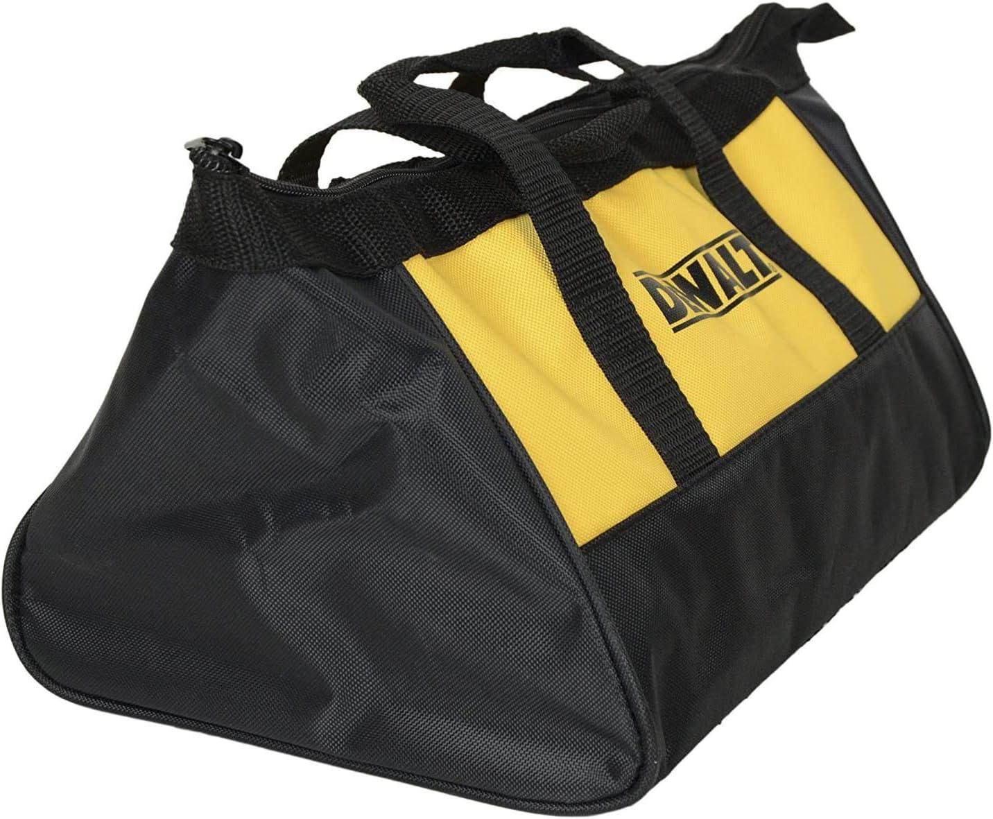 De-Walt Heavy Duty Ballistic Nylon Contractor Tool Bag 11-Inch