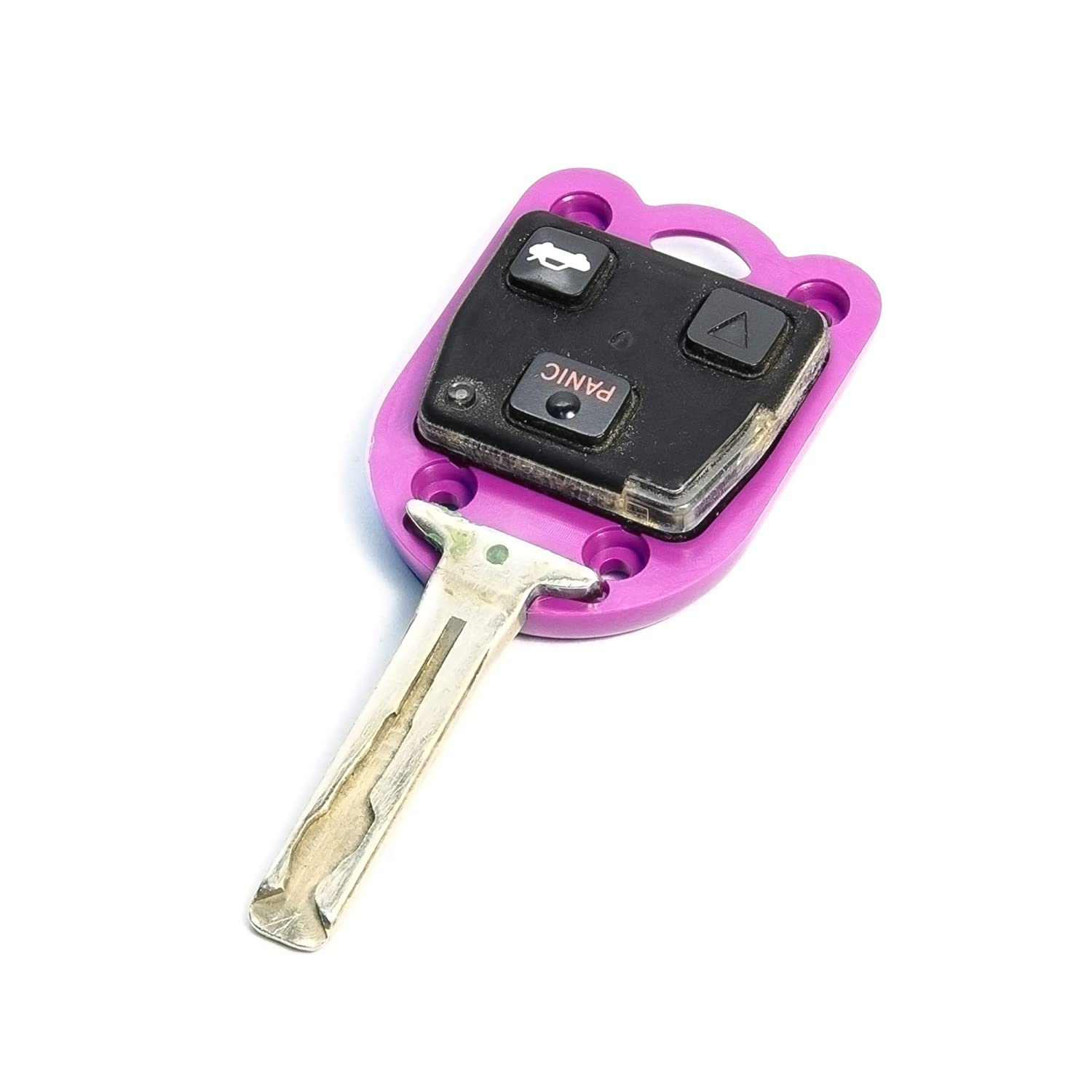 HYQ1512V Save money using your old key and chip! Black HYQ12BBT STAUBER Best Lexus Key Shell Replacement NO LOCKSMITH REQUIRED