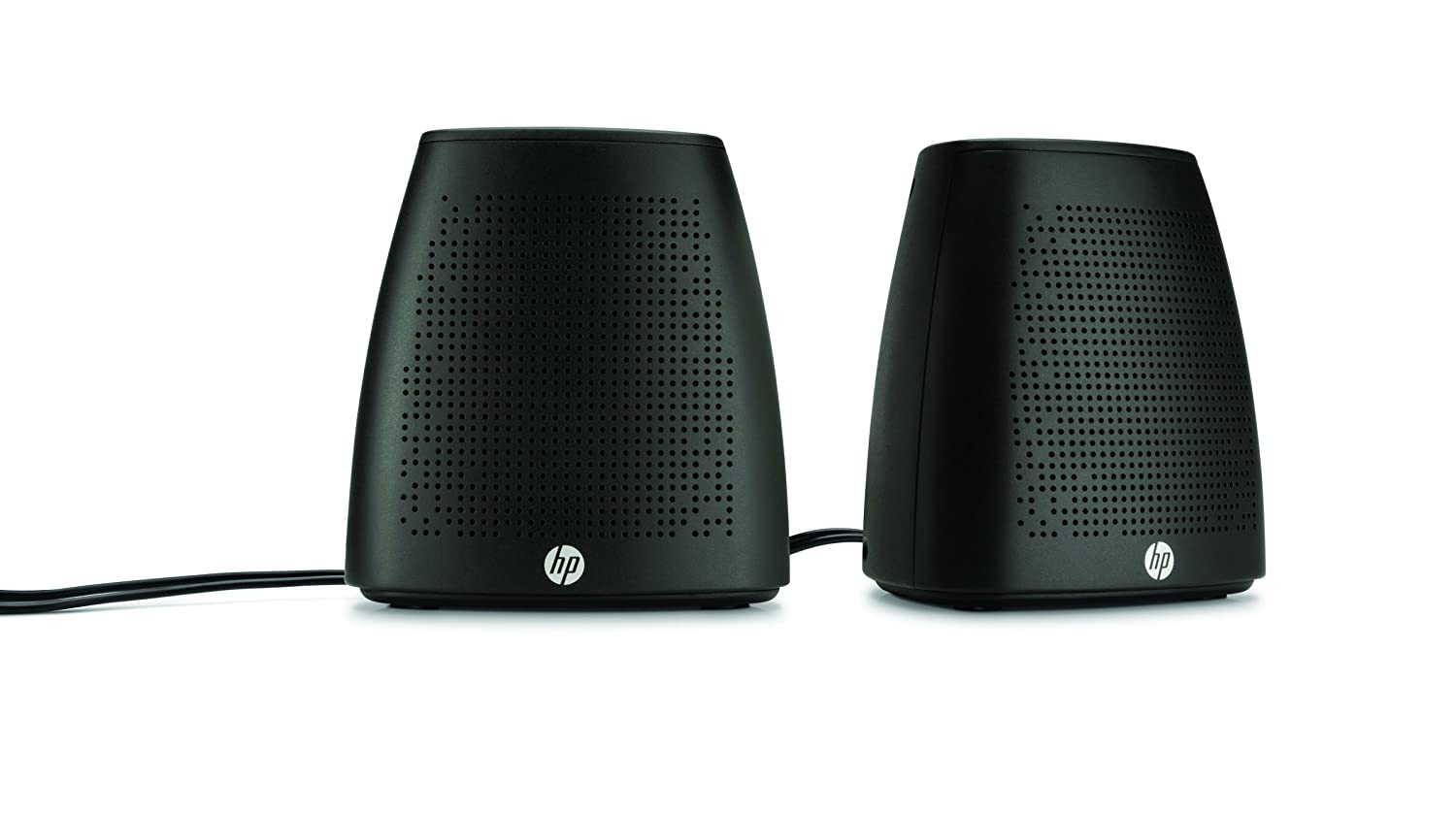 HP V3Y47AA#ABL Wired USB Speakers S3100 (Black) Hewlett Packard SOHO Consumables