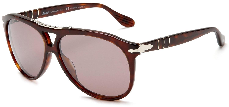 4751f0347bc4 Persol Sunglasses (PO3008S 24/31 55): Amazon.co.uk: Clothing