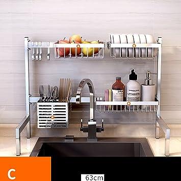 Liangjun Gewurzregal Kuchenregal Kuche Ablage Regal Storage Racks