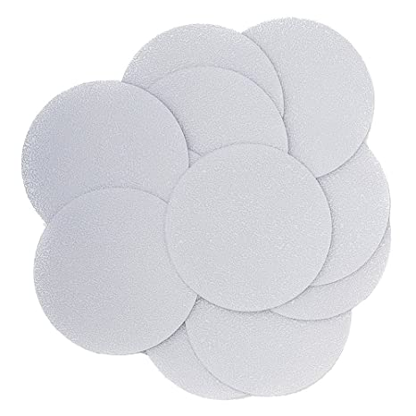 vientiane Anti Rutsch Sticker, 20 Stk Transparent Runde Antirutsch Aufkleber Pads Mit Selbstklebend Antirutschmatte für Siche
