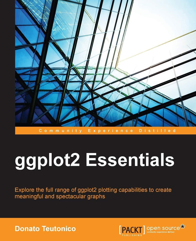 ggplot2 Essentials: Amazon.es: Teutonico, Donato: Libros en idiomas extranjeros