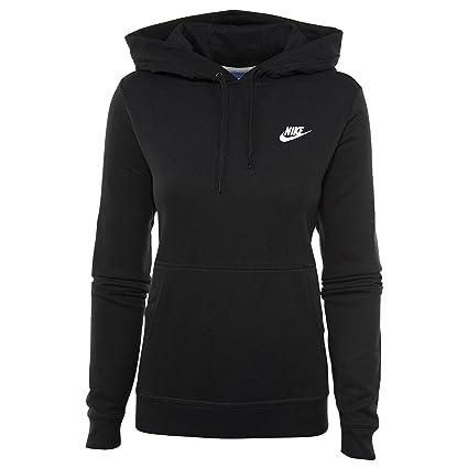 bfc8f72ed3 Amazon.com   Nike Women s Sportswear Pullover Fleece Hoodie   Sports ...