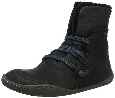 Camper Peu Cami 46477 Black Mujer Zapatos,ofertas camper