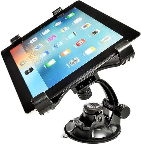 Universal Tablet Halter Ständer Kfz Auto Halterung Saugnapf Kopfstütze Befestigung Rücksitze 7 11 Zoll Küche Haushalt