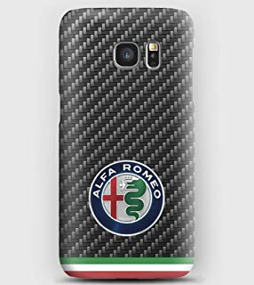 Alfa Romeo, Cover Samsung S5, S6, S7, S8, S9, S10, A3, A5, A6, A7, A8, J3,J5, Note 5,8,9 Alfa Romeo