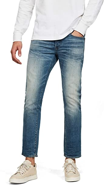 Jeans G Star Attacc Low Straight Achat Vente jeans