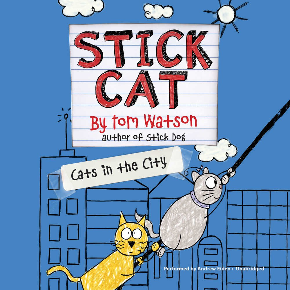 Stick Cat Cats in the City