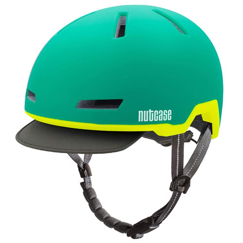 独特の素材 Nutcase - 大人用トレーサーバイクヘルメット、Aurora Green B01K0OUZMS Matte Nutcase、S -/M B01K0OUZMS, ボナバンチュール(Bonaventure):99028e05 --- a0267596.xsph.ru