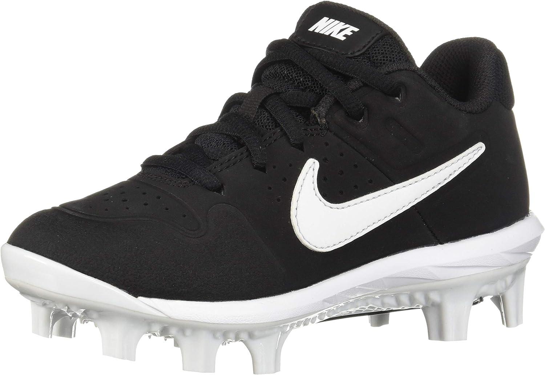 Nike Boys' Alpha Huarache Varsity Low