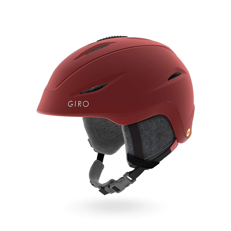 [ジロ] メンズ FADE MIPS フェード ミップス スノーボードヘルメット Matte Scarlet Peak 70939  Medium