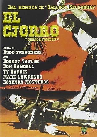 El Cjorro [Italia] [DVD]: Amazon.es: Ty Hardin, Ron Randell ...