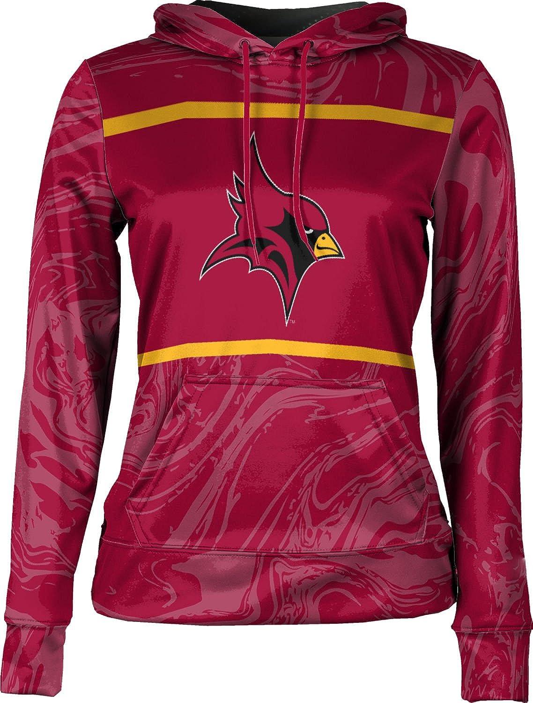 School Spirit Sweatshirt St Ripple John Fisher College Girls Pullover Hoodie