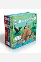 Bear and Friends: Bear Snores On; Bear Wants More; Bear's New Friend (The Bear Books) Board book