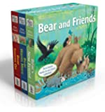 Bear and Friends: Bear Snores On; Bear Wants More; Bear's New Friend (The Bear Books)