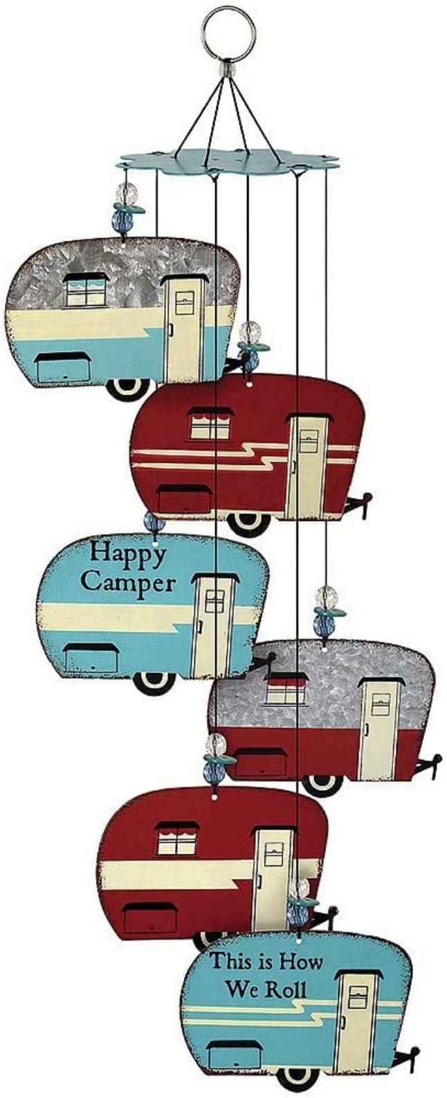 Camper Trailer Wind Chimes
