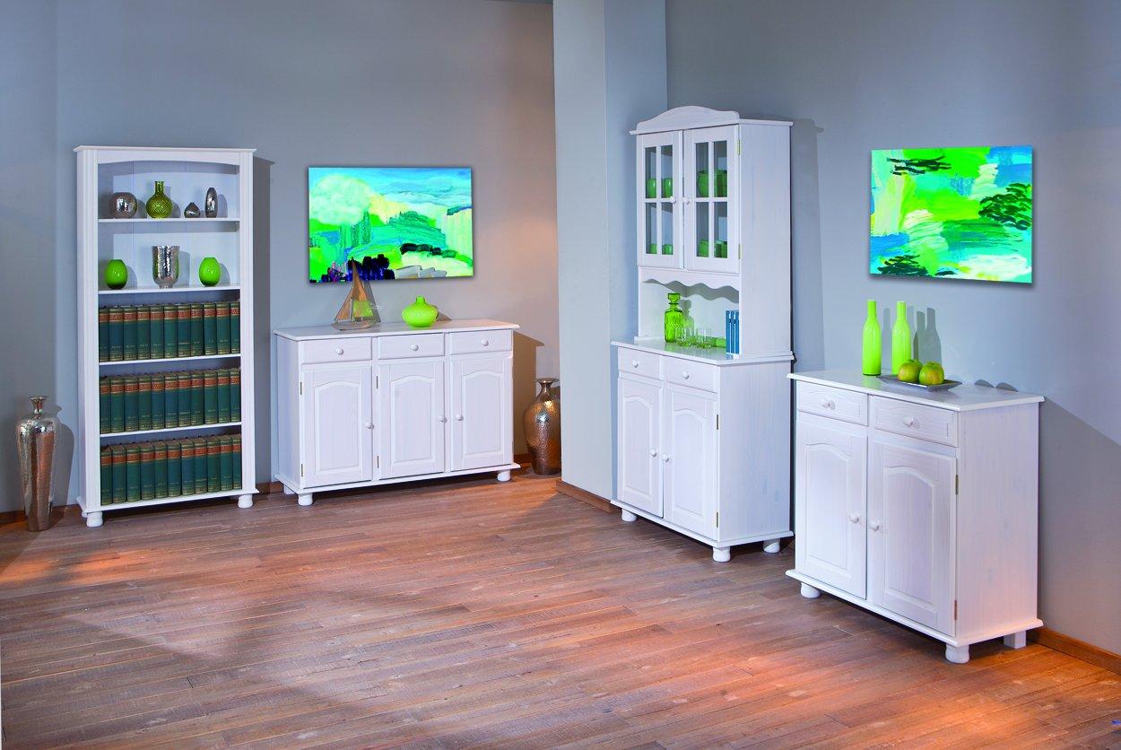 Credenza Napoletana Ikea : Links anna a credenza dim h cm col bianco mat