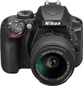 Nikon D3400 DSLR Camera Body Black