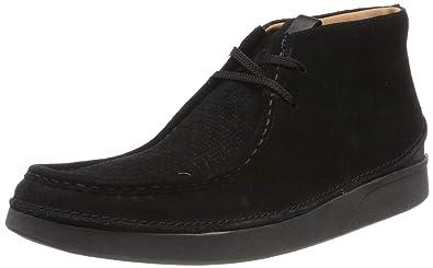 Clarks Oakland Mid, Zapatos de Cordones Derby para Hombre: Amazon ...