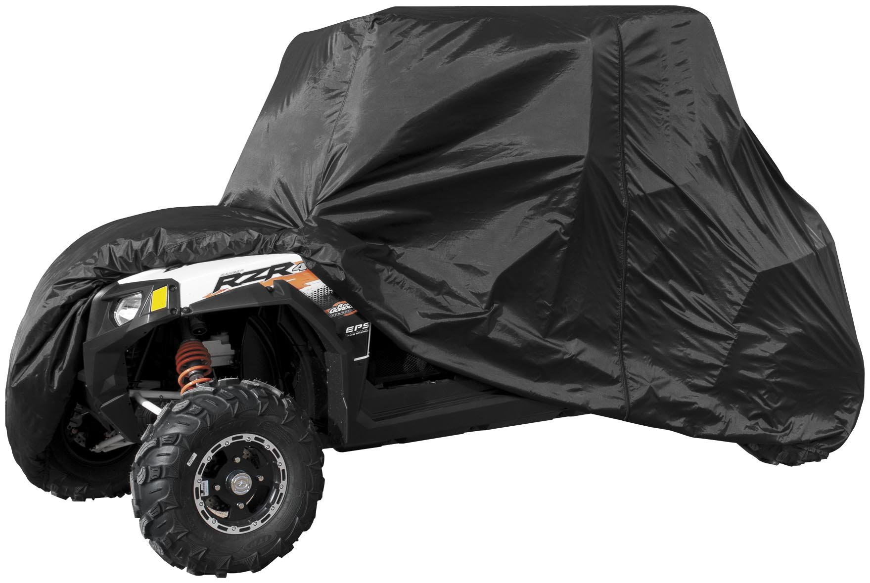 QuadBoss UTV 4-Seater Cover - Black by QUADBOSS