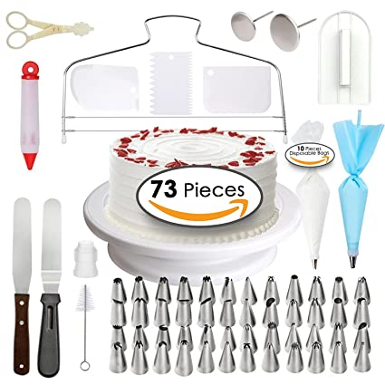 Amazon.com: Cake Decorating Supplies - Professional Cupcake ...