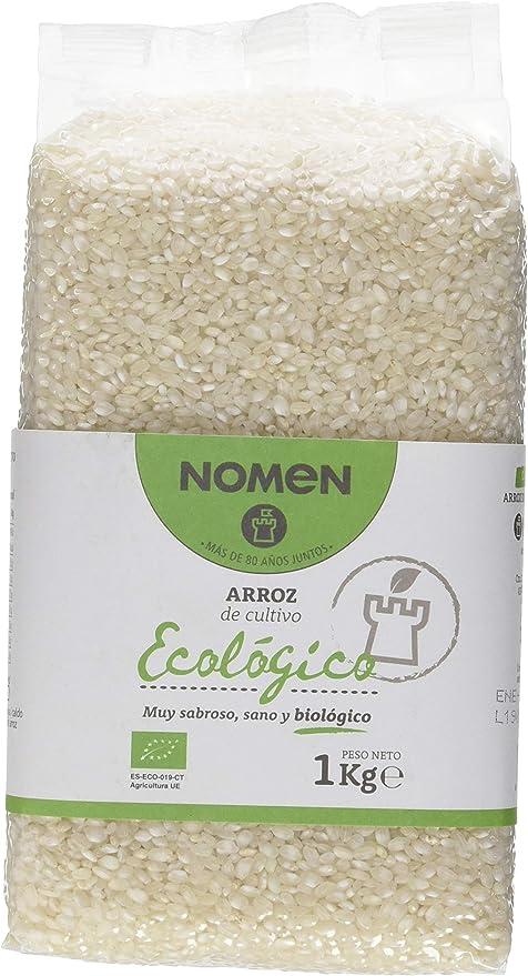 Nomen Arroz Ecológico - Paquete de 10 x 1000 gr - Total: 10000 gr ...