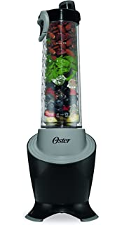 Amazon.com: Oster BLSTPB-WBL My Blend 250-Watt Blender with ...