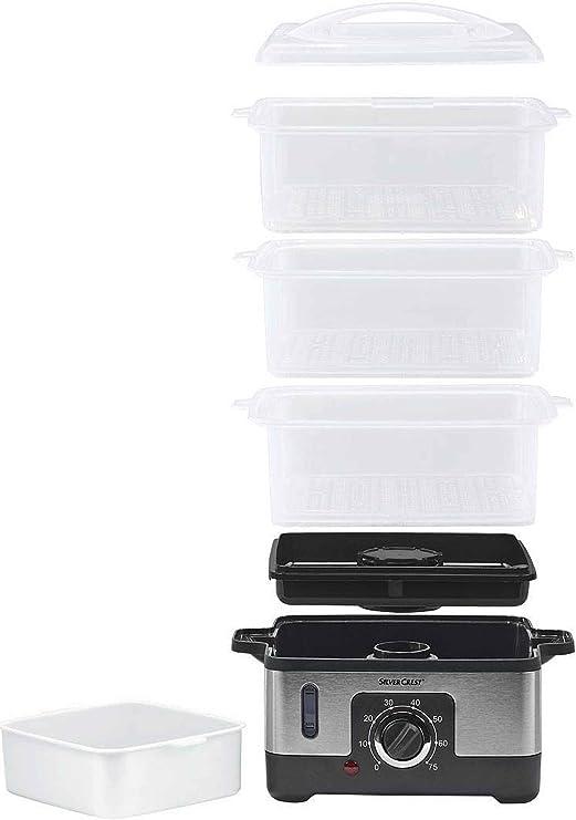 Silvercrest® Vaporera SDG 950 C3: Amazon.es: Hogar