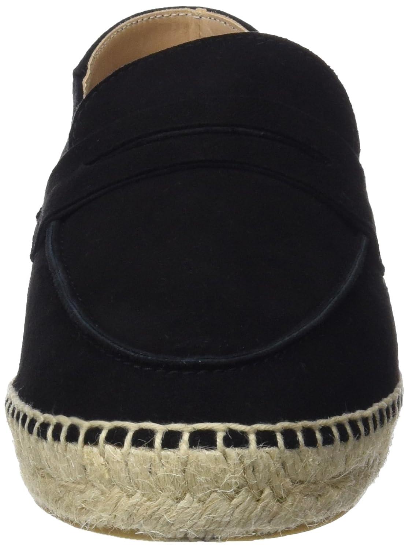 Castañer Keule Ss18022, Scarpe da Barca (Black Donna Nero (Black Barca 100) 2dc2f1
