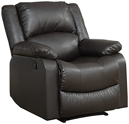 Attrayant Relax A Lounger Warren Reclining Chair, Java
