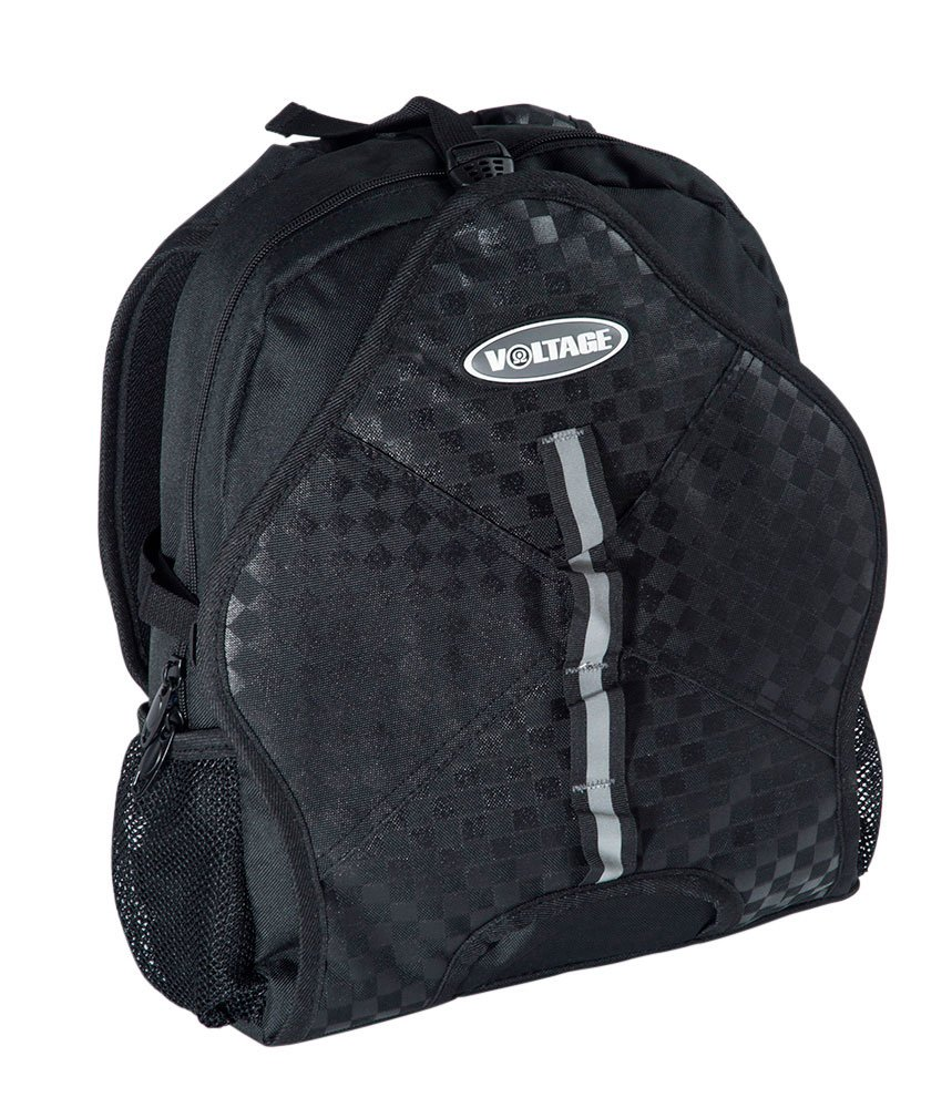 Voltage Chequered Skate/Skateboard Backpack by Voltage