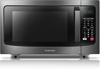 Toshiba EC042A5C-BS 1.5 Cu.ft Microwave Oven