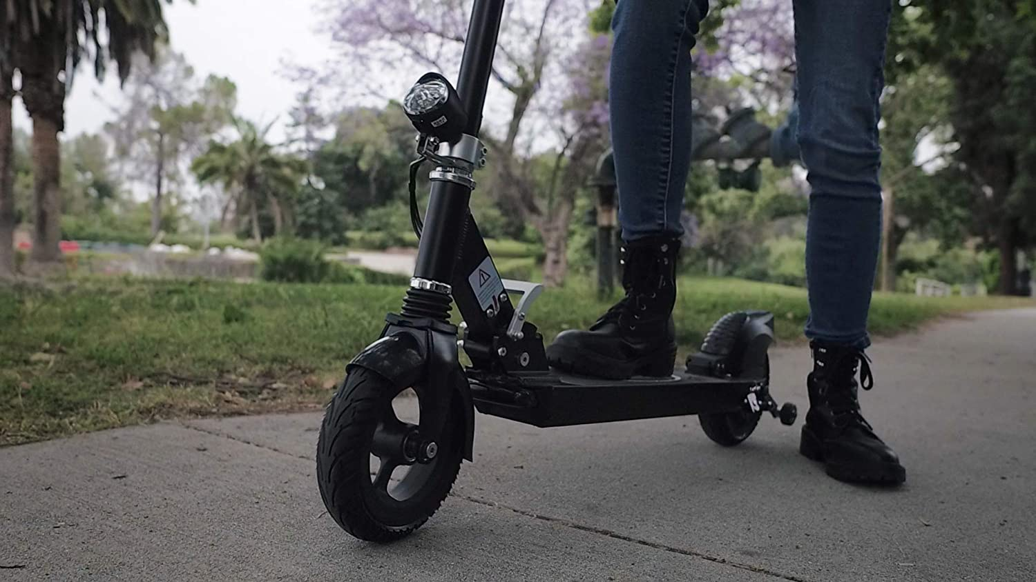 Glion Dolly ​Electric Scooter Review