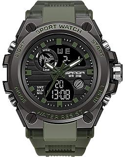 Amazon.com: Kxaito - Reloj deportivo de pulsera para hombre ...