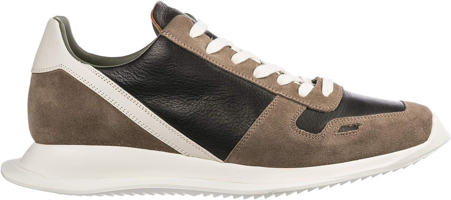 Rick Owens Men Sneakers Grigio
