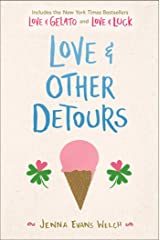 Love & Other Detours: Love & Gelato; Love & Luck Capa comum