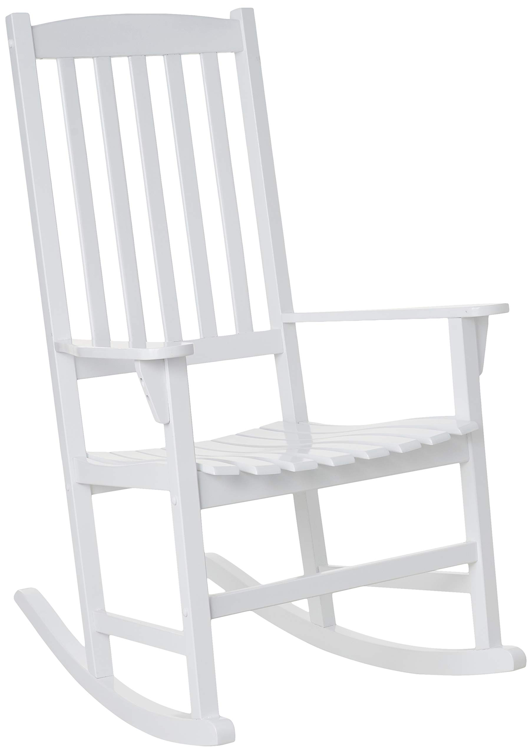 Cambridge-Casual AMZ-130818W Bentley, Porch Rocker, White by Cambridge-Casual
