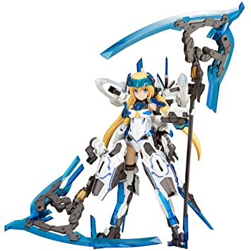 Frame Arms ・ Girl Freszwerk = Invert Height about 150 mm NON scale Plastic mode