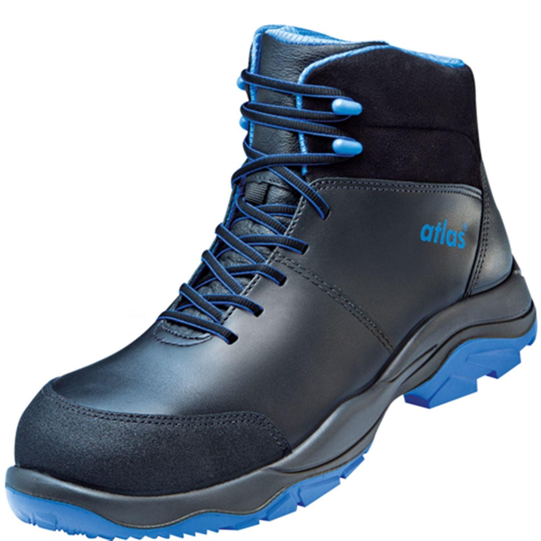 Atlas ESD Chaussures de sécurité de SL 84 Blue Large B07BQWC1J6 Chaussures dans 10 conforme EN ISO 20345 S2 SRC de Noir a1c545e - reprogrammed.space