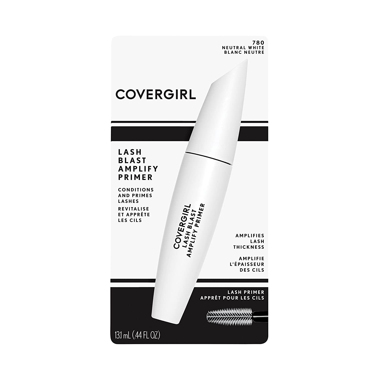 c458439f688 Amazon.com: Covergirl Lash Blast Amplify Eyelash Primer, Neutral White 780,  0.44 Ounce: Beauty