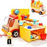 Pintoy Workbench Amazon Co Uk Toys Amp Games