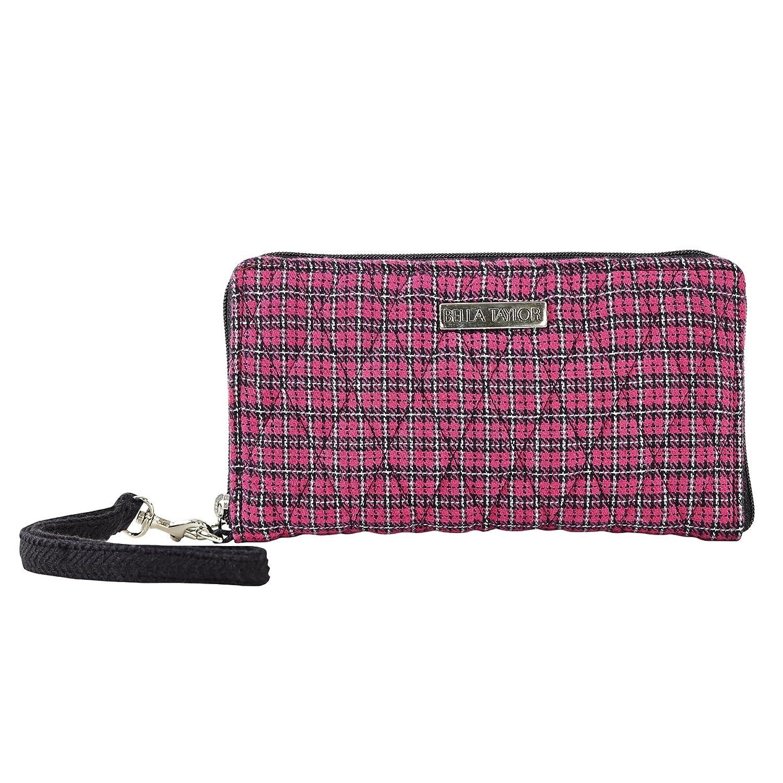 Carly Accordion Wristlet Wallet