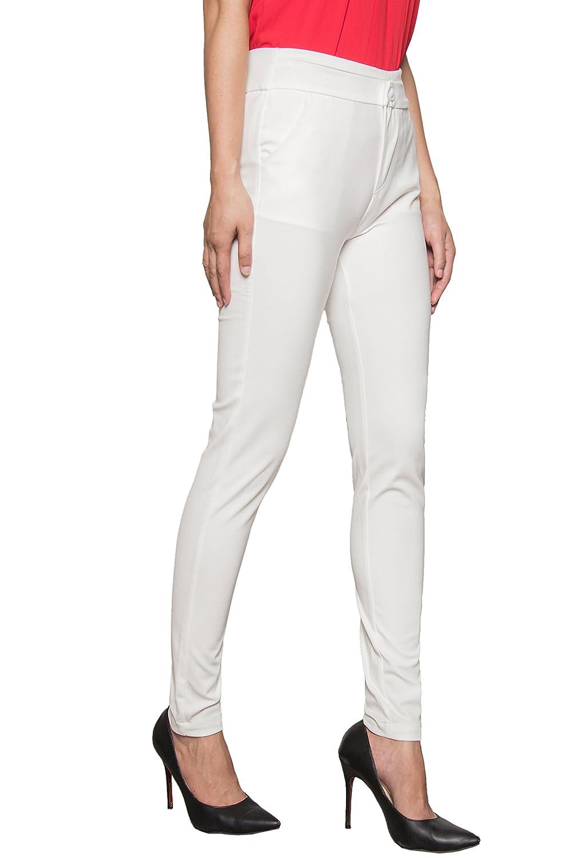 Women's Casual Stretch skinny dress pants