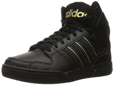 adidas neo bb9tis mid men's sneakers black