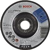 Bosch 2 608 600 223  - Disco de desbaste acodado Expert for Metal - A 30 T BF, 125 mm, 6,0 mm (pack de 1)