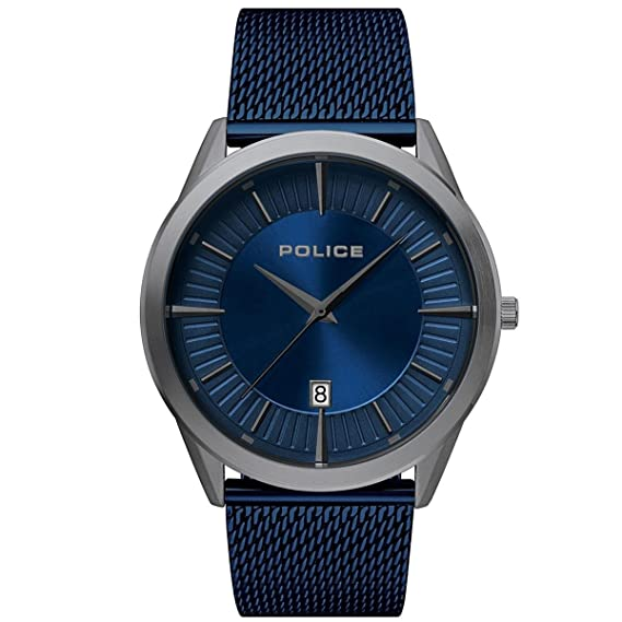 Police PATRIOT PL15305JSU.03MM Mens Wristwatch  Amazon.ca  Watches 73d80b5465
